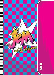 [Jem & The Holograms: Outrageous Edition: Volume 2 (Hardcover) (Product Image)]
