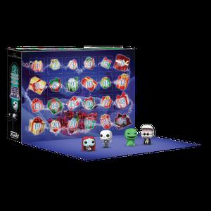 [The Nightmare Before Christmas: Pop! Vinyl Figure Advent Calendar (2021) (Product Image)]