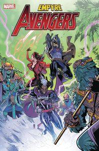 [Empyre: Avengers #3 (Medina Variant) (Product Image)]