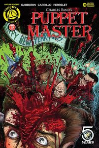 [Puppet Master #21 (Cover D Interlocking Kill) (Product Image)]