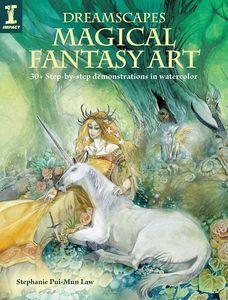 [Dreamscape: Magical Fantasy Art In Watercolour (Product Image)]