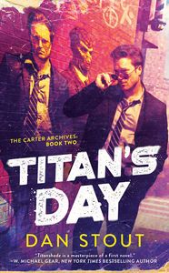 [Carter Archives: Book 2: Titan's Day (Product Image)]