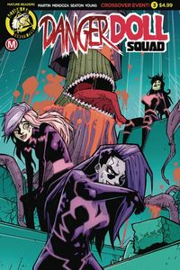 [Danger Doll Squad #3 (Cover A Maccagni) (Product Image)]