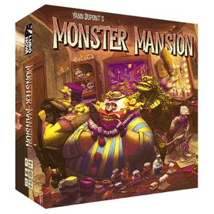 [Monster Mansion (Product Image)]