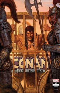 [Conan: The Barbarian #19 (Gist Variant) (Product Image)]