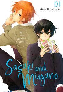 [Sasaki & Miyano: Volume 1 (Product Image)]