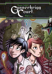 [Gunnerkrigg Court: Volume 4: Materia (Product Image)]