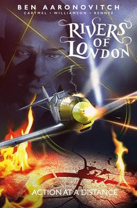 [Rivers Of London: Volume 7: Action At A Distance (Forbidden Planet Signed Mini Print Edition) (Product Image)]