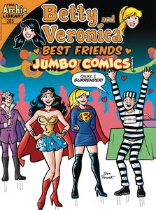 [Betty & Veronica: Best Friends: Jumbo Comics Digest #285 (Product Image)]
