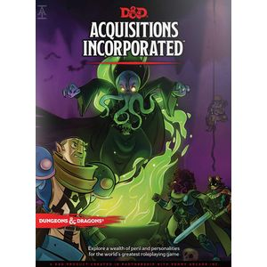 [Dungeons & Dragons: Acquisitions Incorporated (Product Image)]