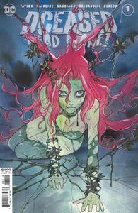 [DCeased: Dead Planet #1 (4th Printing Peach Momoko Variant) (Product Image)]