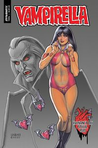 [Vampirella: Valentines Special (One Shot) (Cover A Linsner) (Product Image)]
