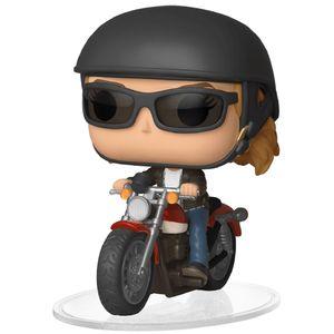 [Captain Marvel: Pop! Vinyl Bobblehead: Carol Danvers On Motorcycle (Product Image)]