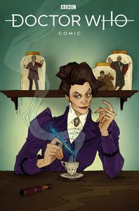 [Doctor Who: Missy #3 (Cover A Larson) (Product Image)]