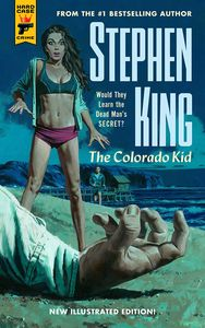 [Hard Case Crime: The Colorado Kid (Product Image)]