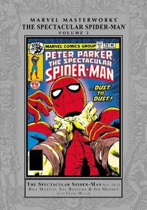 [Marvel Masterworks: Spectacular Spider-Man: Volume 2 (Hardcover) (Product Image)]