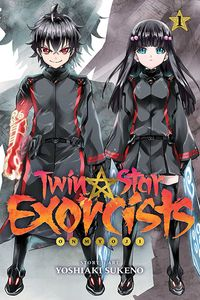 [Twin Star Exorcists: Volume 1 (Product Image)]