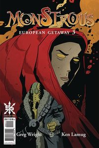 [Monstrous: European Getaway #3 (Product Image)]