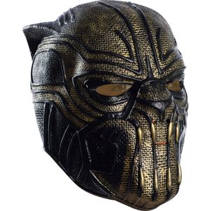 [Black Panther: Full Vinyl Mask: Erik Killmonger (Product Image)]