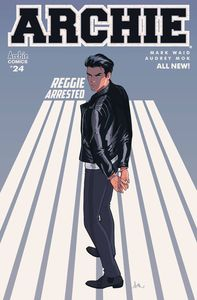 [Archie #24 (Cover A Audrey Mok) (Product Image)]