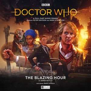 [Doctor Who: The Monthly Adventures: 274: The Blazing Hour (Product Image)]