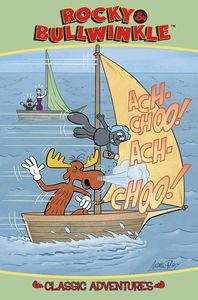 [Rocky & Bullwinkle: Classic Adventures (Product Image)]
