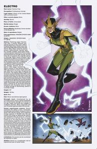 [Sinister War #1 (Baldeon Handbook Variant) (Product Image)]
