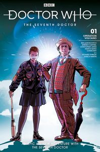 [Doctor Who: 7th Doctor #1 (Cover C Jones) (Product Image)]