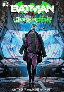 [Batman: Volume 2: The Joker War (Hardcover) (Product Image)]