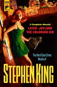 [Hard Case Crime: Stephen King Triple Collection (Slipcase) (Product Image)]