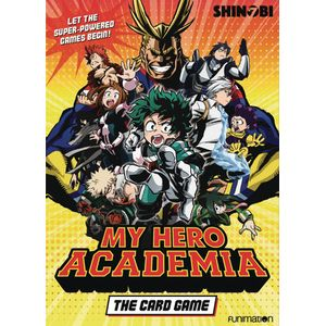 [My Hero Academia: The Card Game (Product Image)]