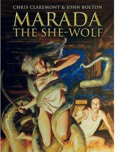 [Marada The She-Wolf (Hardcover - Titan Edition) (Product Image)]