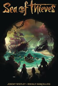 [Sea Of Thieves #1 (Cover B Game Art) (Product Image)]