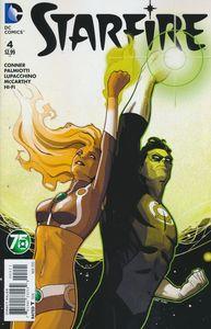 [Starfire #4 (Green Lantern 75 Variant Edition) (Product Image)]