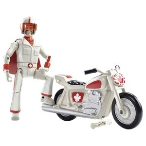 [Toy Story 4: Action Figure: Duke Caboom Stunt Racer (Product Image)]