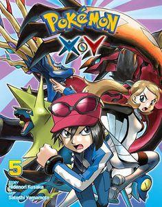 [Pokemon XY: Volume 5 (Product Image)]