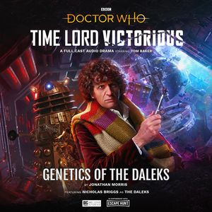 [Doctor Who: Time Lord Victorious: Genetics Of The Daleks (Product Image)]