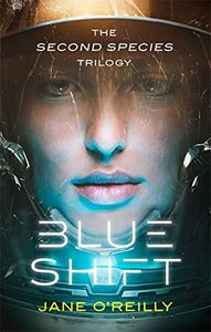 [The Second Species: Book 1: Blue Shift (Product Image)]