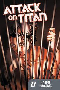 [Attack On Titan: Volume 27 (Product Image)]