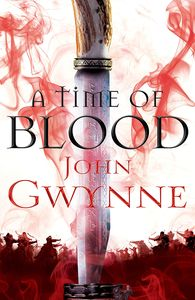[A Time Of Blood (Product Image)]