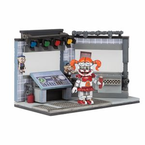 [Five Nights At Freddy's: Construction Set: Circus Control (Product Image)]