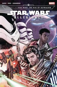 [Journey To Star Wars: The Rise Skywalker: Allegiance: Volume 1 (DM C V) (Product Image)]