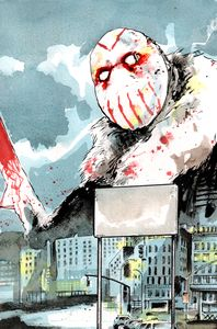 [Maniac Of New York: Bronx Burning #1 (Cover A Mutti) (Product Image)]