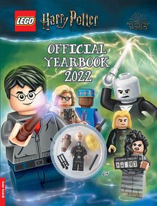 [LEGO: Harry Potter: Official Yearbook 2022 (Hardcover) (Product Image)]