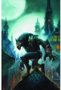 [World Of Warcraft: Curse Of The Worgen (Hardcover - Titan Edition) (Product Image)]