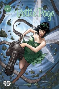 [Bettie Page: Unbound #4 (Cover D Ohta) (Product Image)]