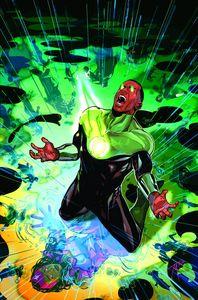 [Green Lantern Corps #34 (Product Image)]