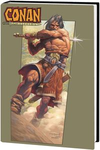 [Conan: The Barbarian: By Kurt Busiek: Omnibus (Hardcover) (Product Image)]