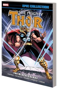[Thor Epic Collection: The Black Galaxy (Product Image)]
