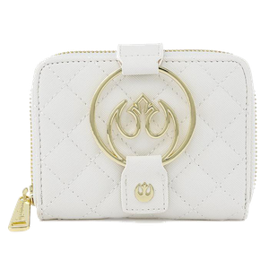 [Star Wars: Wallet: White Gold Rebel (Product Image)]